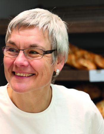 Christa Lutum Bäckermeisterin